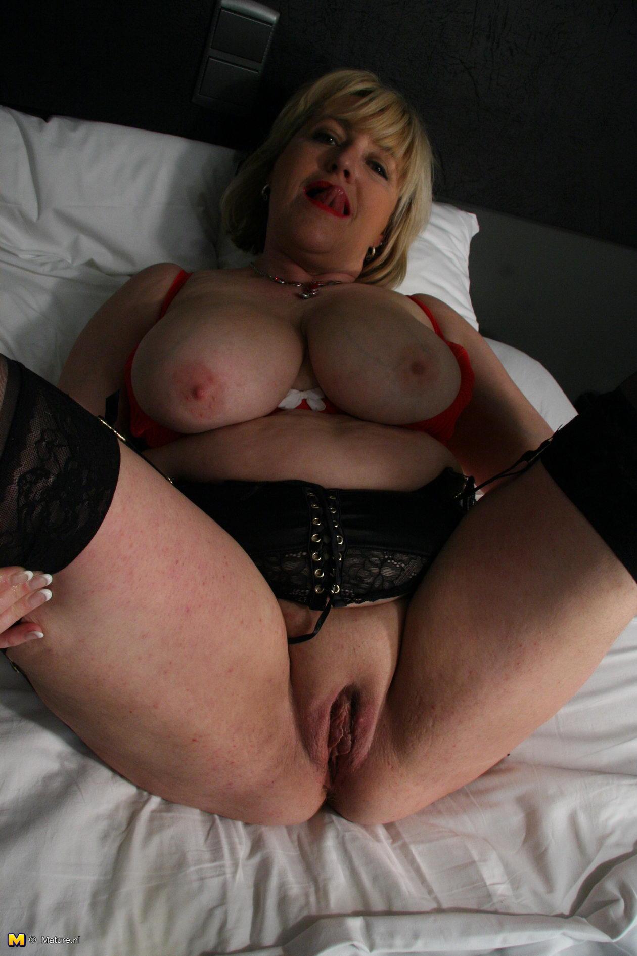 Big black mature naughty mom